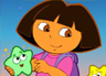 play Dora Star Catching