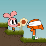play Gumball Blind Fooled