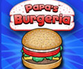 play Papas Burgeria