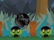play Ninja Vs Zombies