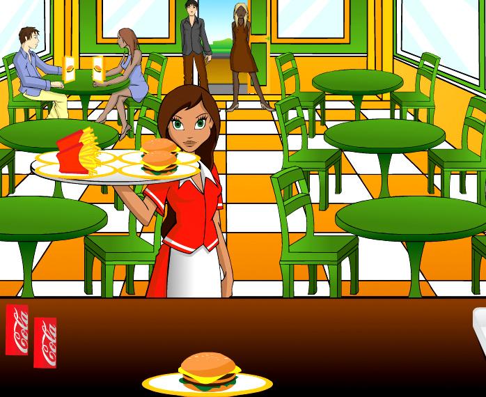 restaurant online spiele