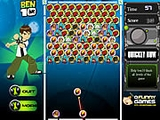 play Ben 10 And The Alien Balls