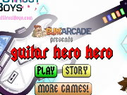 play Guitar Hero Hero