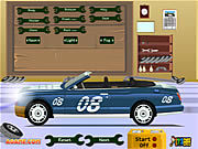 Play Pimp my 60s sports car Game