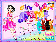 play Belly Dancer Dressup