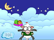 play Garfield'S Sheep Shot
