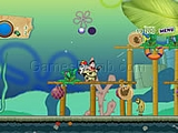 play Sponge Bob And Patrick:Dirty Bubble Busters