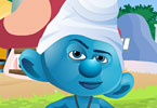 play Smurf Dress Up