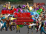 play Mortal Kombat Scene Creator
