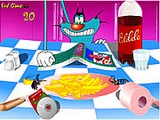 play Oggy'S Fries