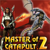 play Master Of Catapult 2: Earth Of Dragons.