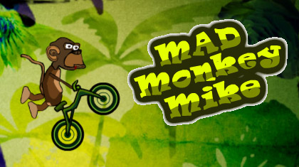 Play Mad Monkey Mike Game