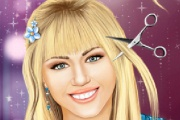 play Hannah Montana Real Haircuts