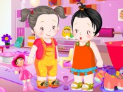 play Baby Twins 2 Dress Up