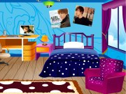 play Justin Bieber Fan Room Decoration