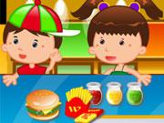 play Fast Food Rush