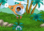 play Dora Egg Catching