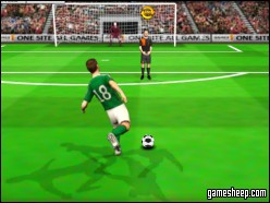 play Euro Free Kick 2012