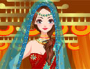 play Indian Sari Dress Up