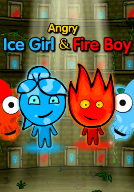 play Angry Ice Girl Fire Boy