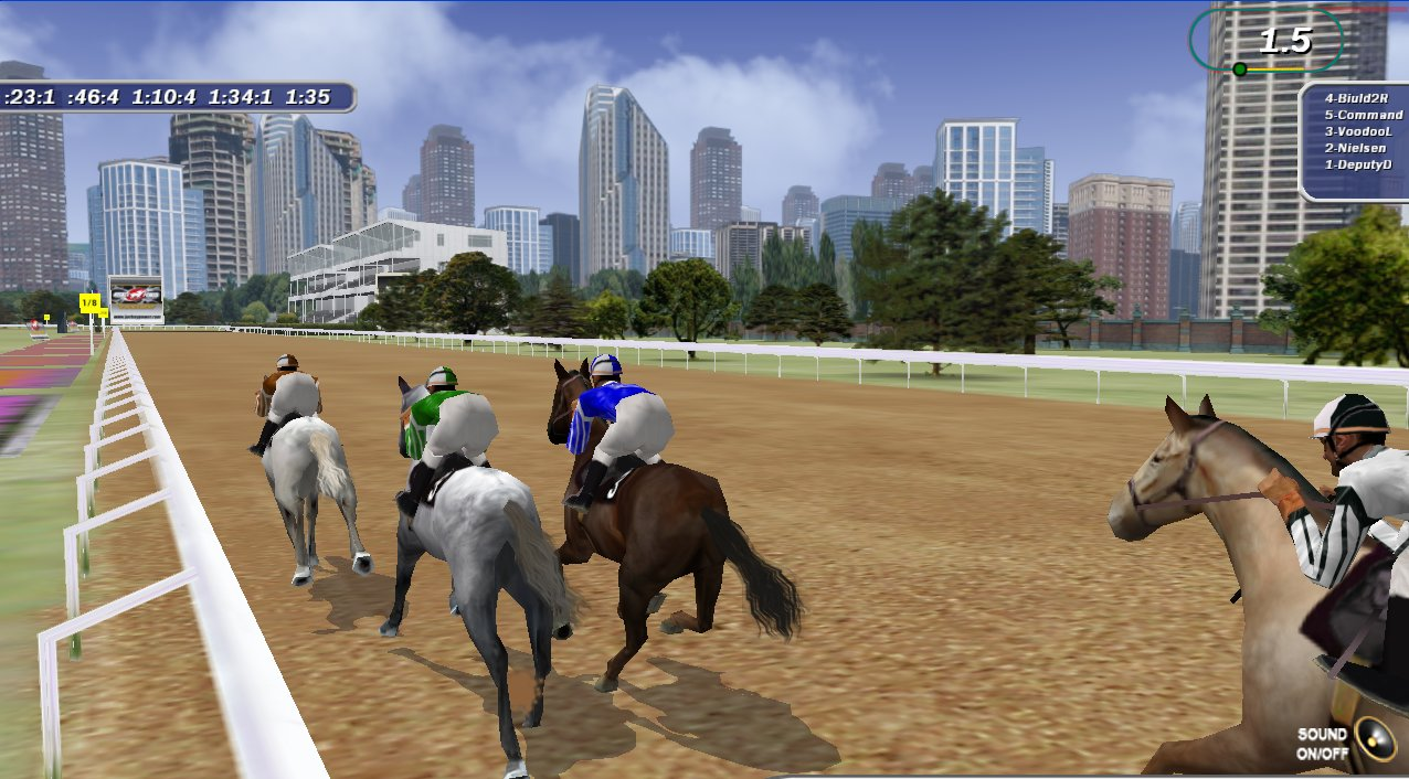 horse racing games free