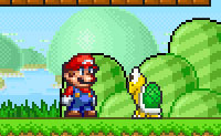 play Super Mario Bros 2 Star Scramble