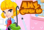 play Amy Clean Up