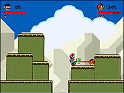 Play Super mario world x Game
