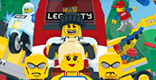 play Lego® City Train Story Image