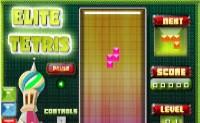 play Elite Tetris