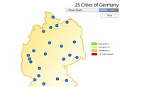 play 25 Cities In Germany
