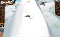 play Snowball Slalom