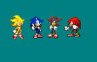 play Sonic Scene Creator Adv.