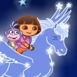 play Dora Pegasus Adventure
