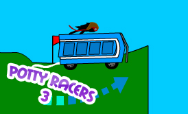 play Potty Racers 3