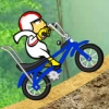 play Kick Buttowski Motorush