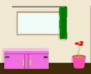 Red Flower In Bloom Room Escape