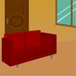 play Red Sofa Room Escape