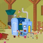 play Santa Toy Factory Escape