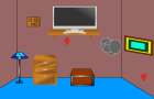 play Diamond Room Escape Red Code 2