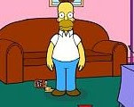 play Homer Simpson Saw