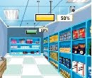 play 123Bee Super Market Escape