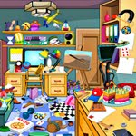 play Messy Room Escape 2