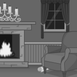 play Grayscale Escape Series - Living Room