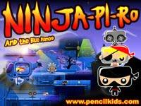 play Ninjapiro And The Blue Diamond