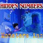 play Hidden Numbers - Monsters Inc