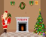 play Gazzyboy Christmas Room Escape