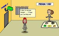 play Redhead Prison Escape