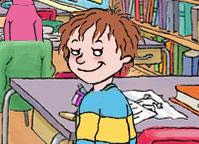 play Horrid Henry Goes To School