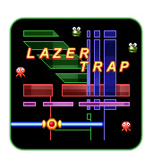 Lazer Trap game